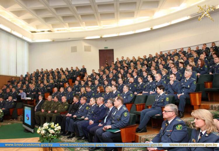Состоялось совещание по подведению итогов работы таможни в 2018 г.