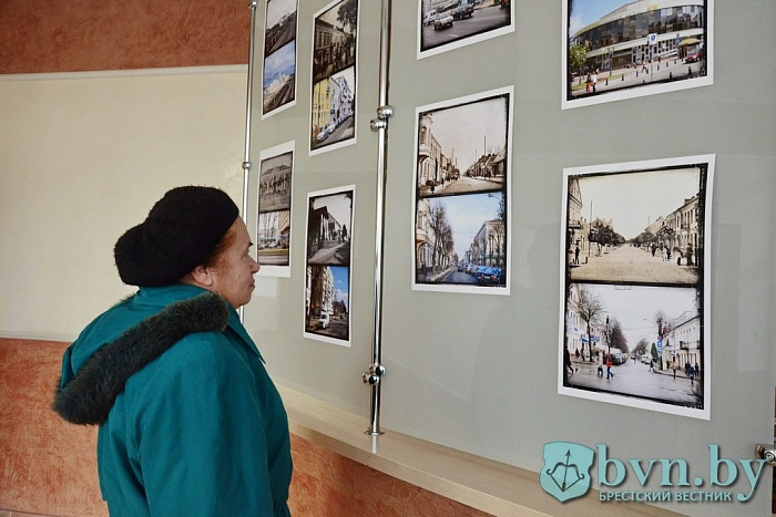 Тот же ракурс. Старый и современный Брест в фотографиях Виктора Байковского
