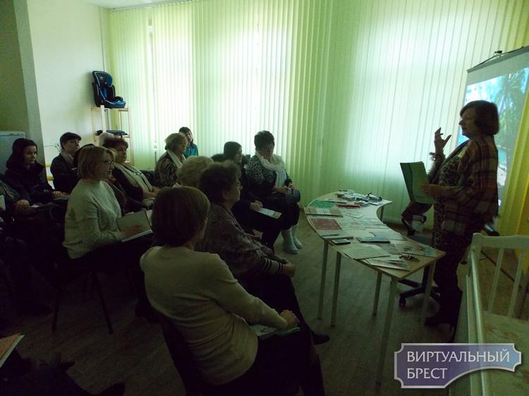 На базе Брестского областного ЦГЭиОЗ состоялся областной семинар по профилактике травматизма