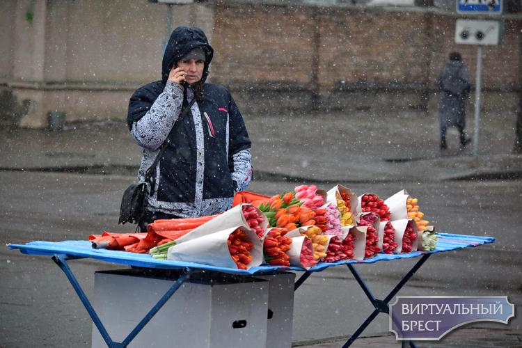 Маленькие по рублю, а большие по два. Брест готов встретить День Валентина