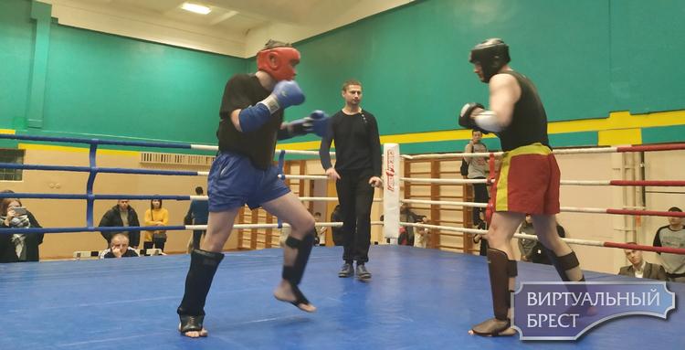 Открытое первенство г. Бреста по таиландскому боксу