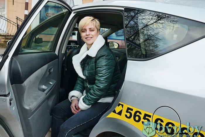 Как брестчанке Ольге Драгининой работа таксисткой помогла пережить трагедию и вернула к жизни