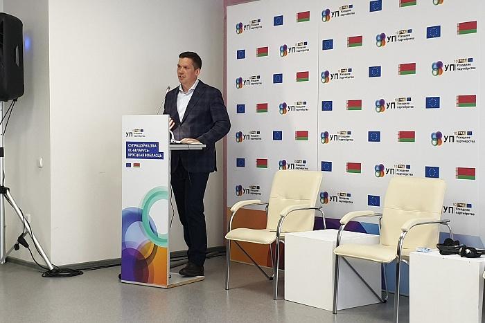 Что обсудили с представителями Евросоюза на встрече в Бресте