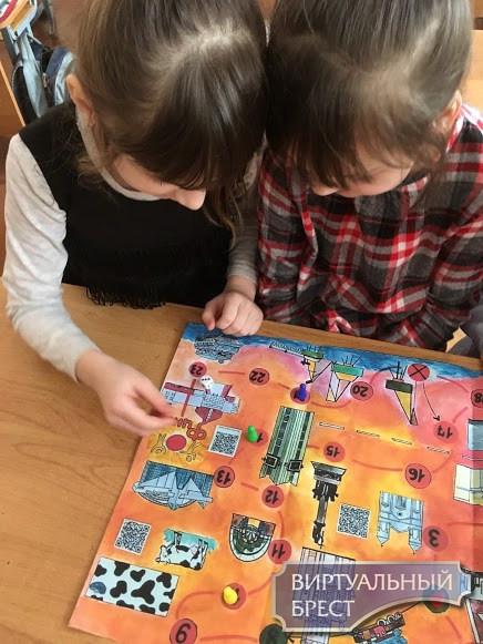 Интерактивную игру «Легенды Бреста» выпустили к тысячелетию города