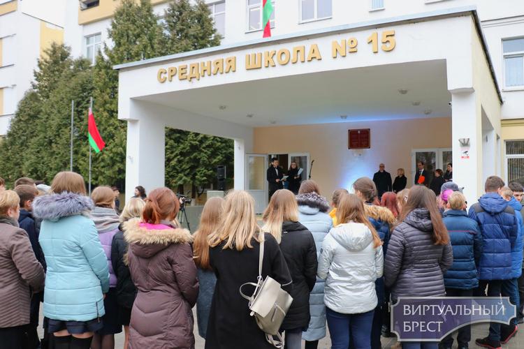 Первый советник по сотрудничеству и культуре Посольства Франции в Беларуси Александр Пике посетил Брест