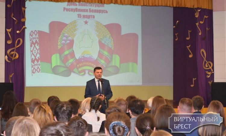 Всебелорусская акция «Мы – граждане Беларуси» прошла в Ленинском районе г. Бреста