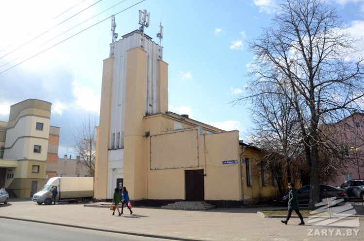 В Бресте может появиться синагога (бывш. кинотеатр Смена)