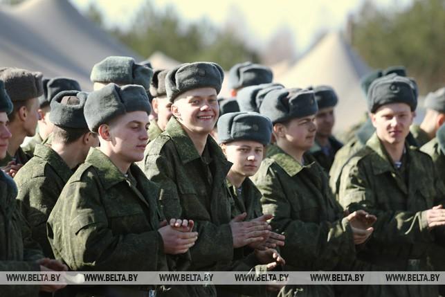 День открытых дверей состоялся у брестских военных