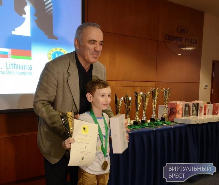 Юные брестские шахматисты добились очередных успехов