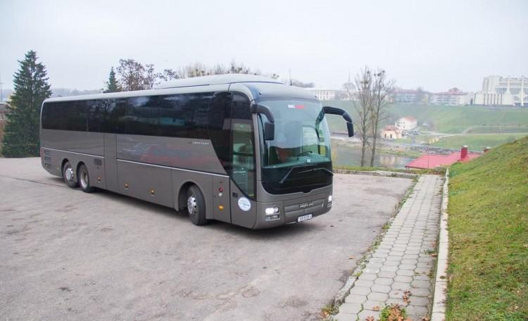Аэропорты Польши стали еще доступнее: открывается автобусный маршрут Брест-Варшава-Гданьск