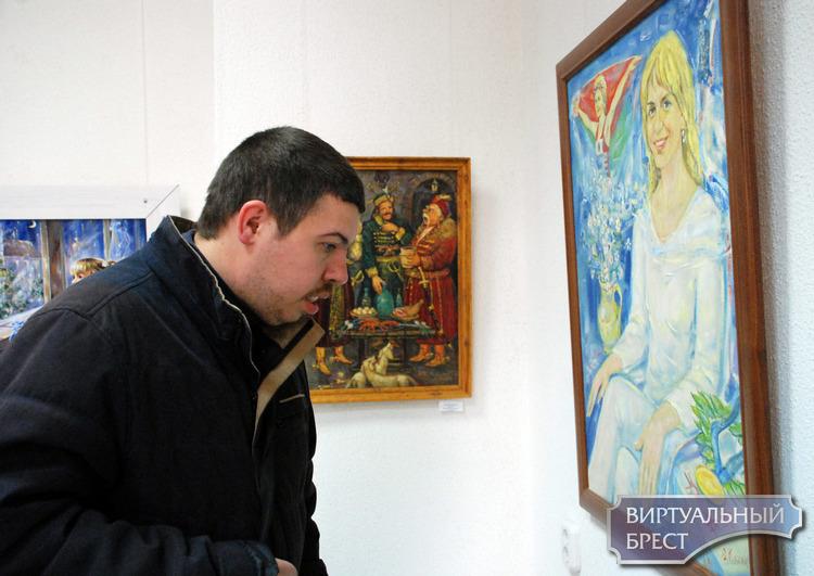 Выставка «Родного края колорит» в Бресте всего 10 дней