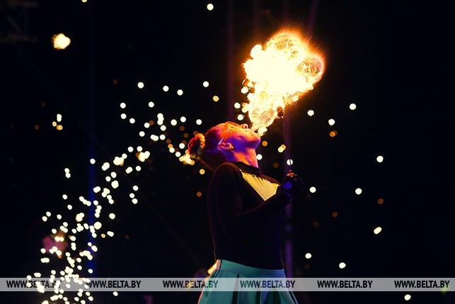 """ФОТОРЕПОРТАЖ: Фестиваль огненного шоу """"БрестФэст"""""""