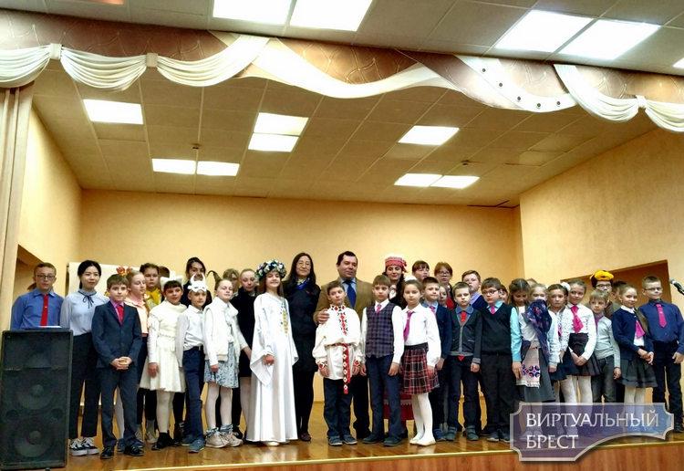Белорусско-китайскому сотрудничеству – быть! Так считают в ГУО «Средняя школа № 7 г. Бреста»