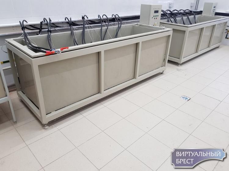 Аккумуляторный завод ООО «АйПауэр» готовится к сдаче в эксплуатацию