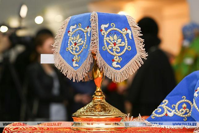 В Художественном музее в Брестской крепости открылась выставка к Пасхе