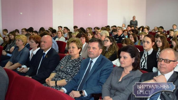 «Ассамблея достижений» прошла в Ленинском районе Бреста