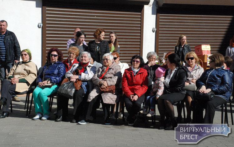 Второй пасхальный фестиваль ремесел провели в Бресте