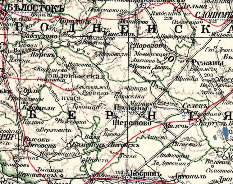 1863 год в Пружанском уезде: подготовка восстания (страницы истории)