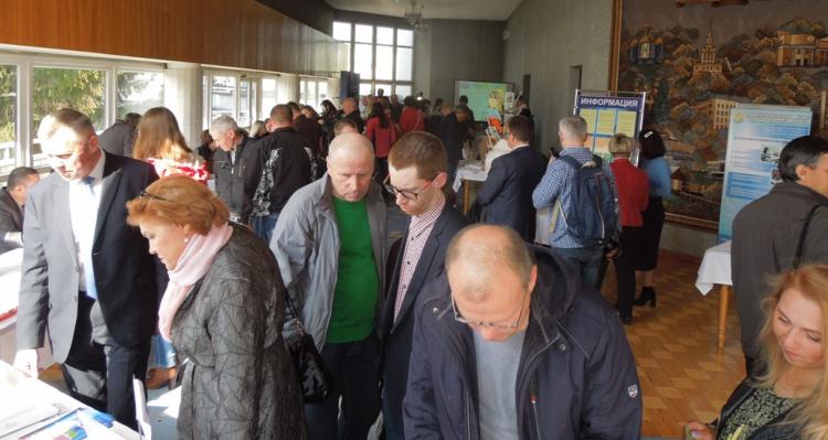 В Бресте прошла межотраслевая ярмарке вакансий