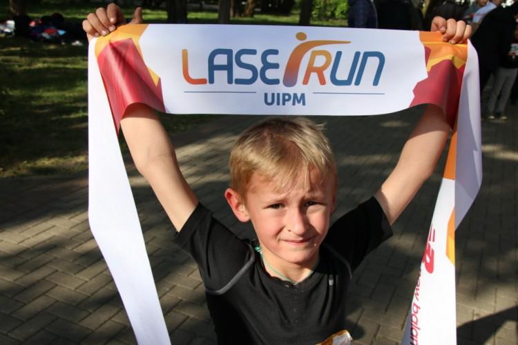 Первый в Республике Беларусь Всемирный городской тур по Лазер-рану состоялся 11-12 мая в Бресте