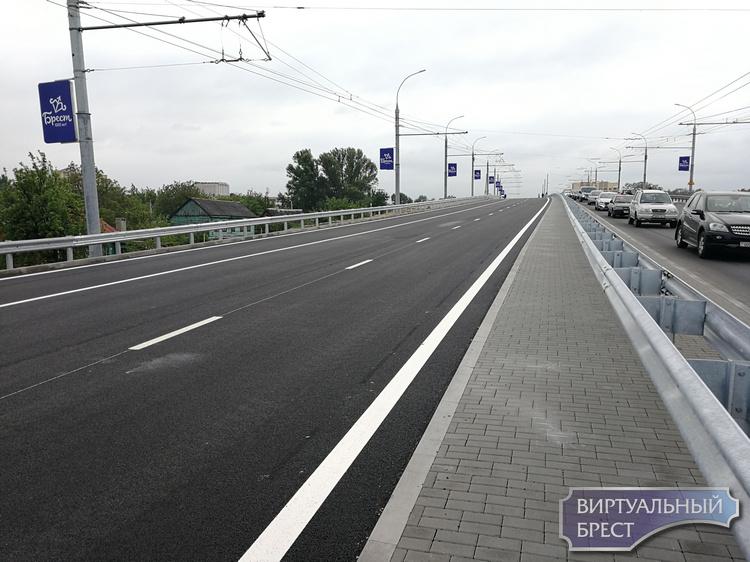 Кобринский мост готов к полному открытию - идут последние приготовления
