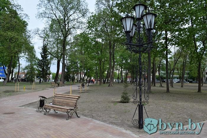Сад Сарвера. Прошлое популярного места отдыха брестчан