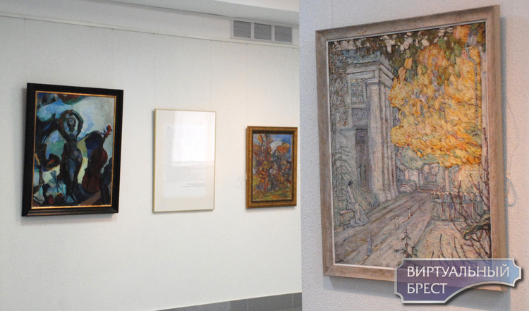 В Бресте можно бесплатно познакомиться с выставкой мировых шедевров