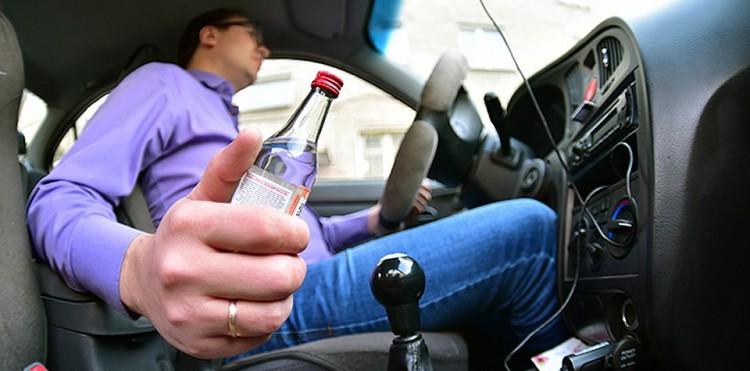 Сотрудники ГАИ в Пружанах задержали таксиста с 3,5 промилле алкоголя в крови