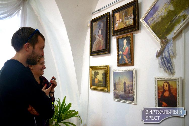 Художественный музей впервые присоединился к празднику Международной ночи музеев