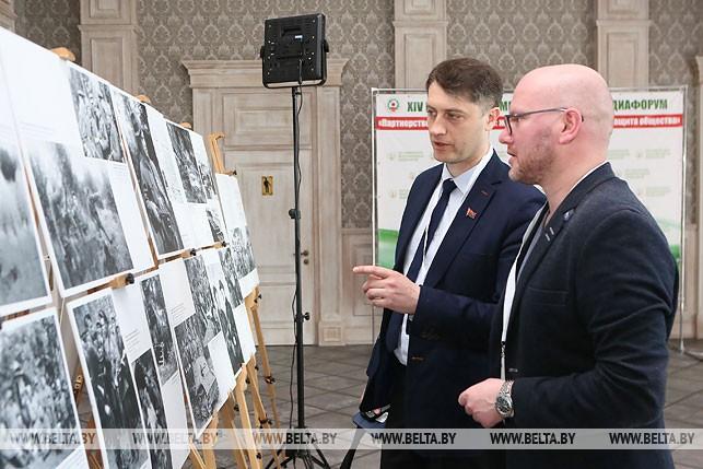 Белорусский международный медиафорум открылся в Бресте