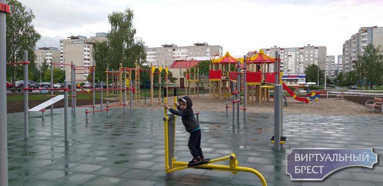 Детский городок: возрождение? «За свой город» приветствует положительную динамику