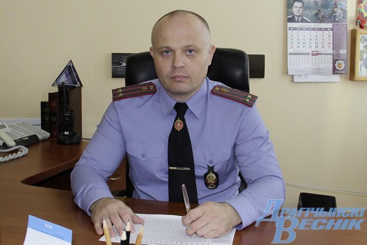 Начальник Дрогичинского РОВД Юрий Котыш прокомментировал ДТП со своим участием