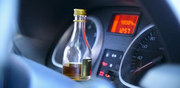 На трассе М1/Е30 задержан пьяный водитель маршрутного такси