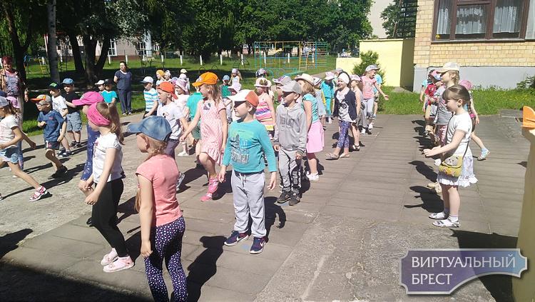 О летних оздоровительных кампаниях  в Ленинском районе г. Бреста