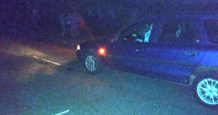 В д. Мотоль ночью травмирован пешеход, шедший по краю проезжей части