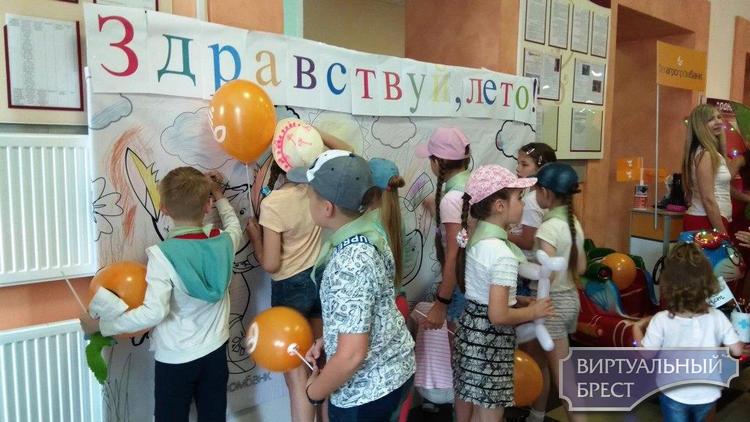 В детской поликлинике № 1 прошла акция «Здравствуй, лето!»