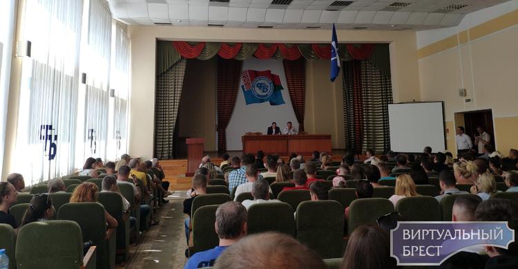 Противников аккумуляторного завода пригласили на встречу с главой Бреста