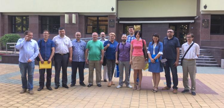 Инициативная группа брестчан отправилась к главе облисполкома на переговоры