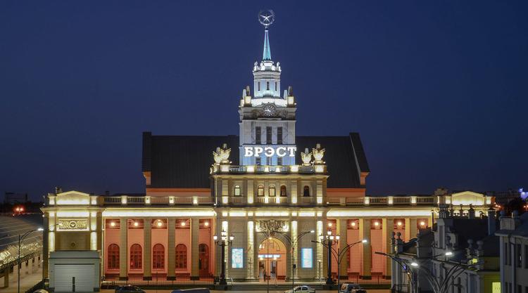 Туристско-информационный центр II Европейских игр открыли на ж/д вокзале в Бресте