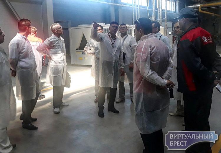 ООО «АйПауэр» посетила государственно-общественная группа экологического контроля