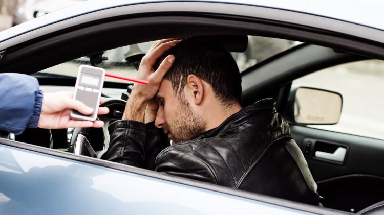 В течение получаса в Бресте задержано два пьяных водителя