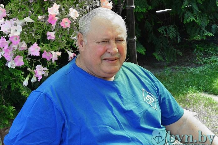 Александр Палышенков: «У меня были хорошие соратники»