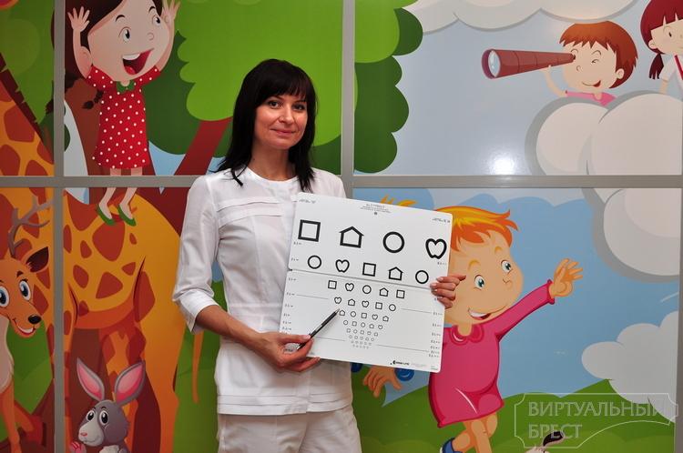 «Новое зрение» — детям: как в современной клинике проверяют зрение за 10 секунд