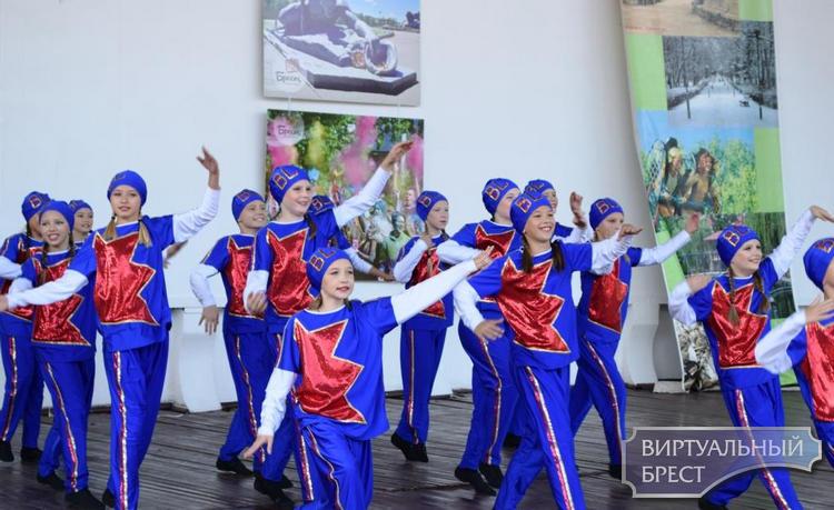 В парке культуры и отдыха прошли мероприятия к 1000-летию Бреста