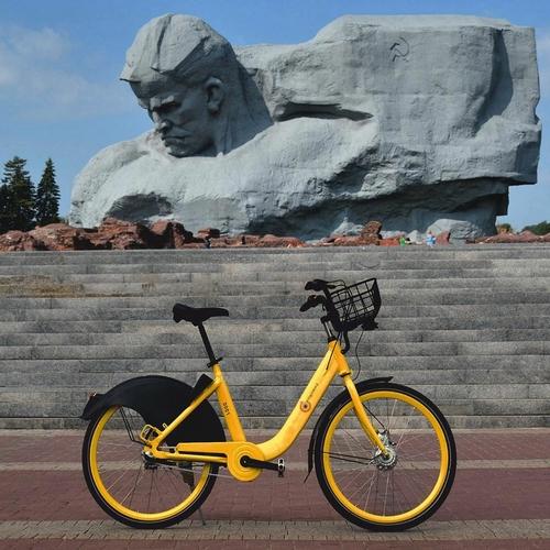Халява есть! Рассказываем, как бесплатно можно ездить на новых арендных велосипедах KOLOBIKE