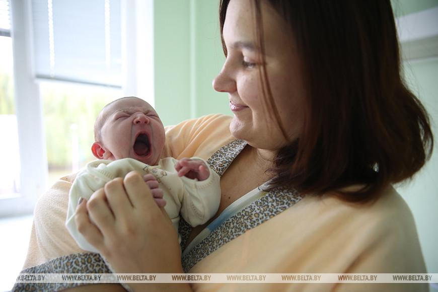 Дом, где становятся мамами. Репортаж из Брестского роддома