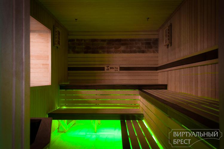 «Здесь всё включено!». В Бресте открылся SPA-центр «Дельта Спа» с водопадом, снегом и другими «плюшками»