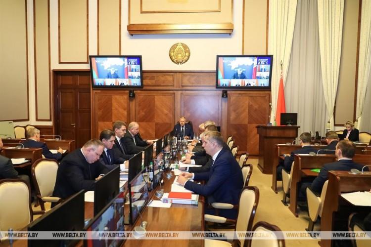 Румас: ситуация в экономике Беларуси не устраивает правительство