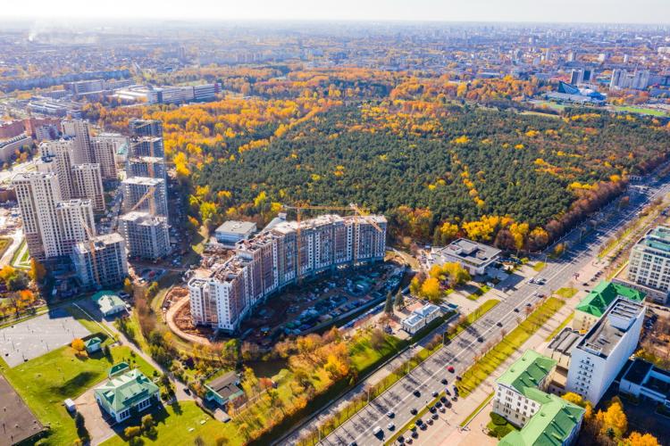 «Парк Челюскинцев»: престиж и комфорт в самом центре столицы