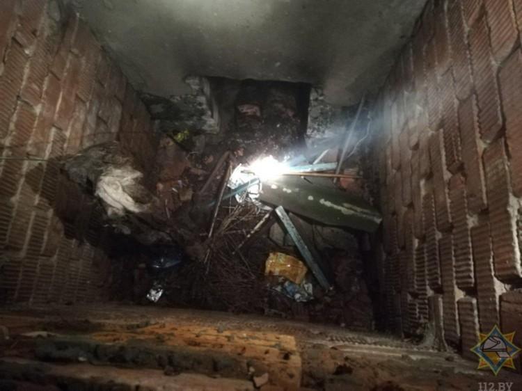 В Дрогичинском районе из школы-интерната эвакуировали 87 учеников из-за возгорания в подвале
